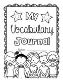Vocabulary Journal {5 Different Page Set-Ups}