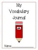 Vocabulary Journal Marzano
