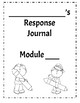 Vocabulary and Response Journal (Wit and Wisdom)