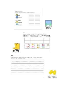 Vocabulary Kit (10 Month Program)