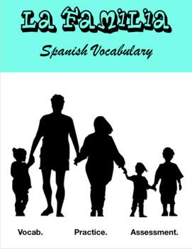 """Vocabulary: """"La Familia"""""""