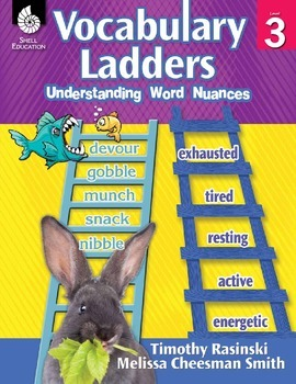 Vocabulary Ladders--Understanding Word Nuances Level 3 (eBook)