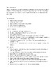Vocabulary/Language Arts Basketball