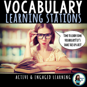 Vocabulary Learning Stations