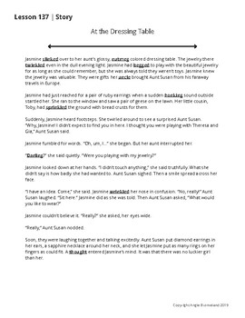 Vocabulary Lesson 137