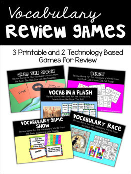 Vocabulary Lessons Using Picture Books-Valuable Vocabulary Unit 4
