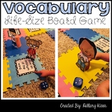 Vocabulary Life-Size Game Board Game