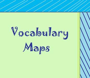 Vocabulary Maps