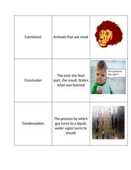 Vocabulary Matching