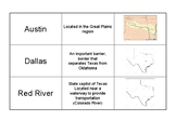 Vocabulary Matching Activity Unit 01 Natural Texas and Its People