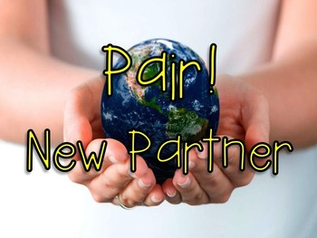 Vocabulary Mix-Pair-Share Game: Judy Moody Saves the World Journeys 3rd Grade