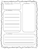 Vocabulary Notebook Pages