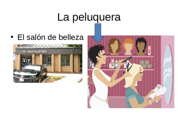 Vocabulary/ Notes PowerPoint, Expresate Chapter 2, Spanish 2