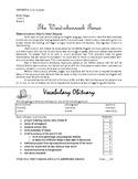 Vocabulary Obituary