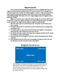 Teaching Summary Statements Made Easy