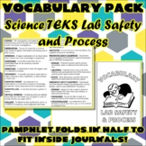 Vocabulary Pack for Safety and Process