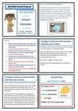 Vocabulary:  Petite Pocket Program