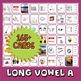 Phonics: Multiple Choice Task Cards 165+  (Long Vowel 'A')