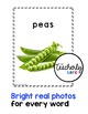 Vocabulary Photo Cards - The Princess and the Pea