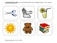 Vocabulary Picture Cards - Common Nouns