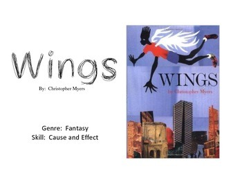 Vocabulary Picture Cards for Wings