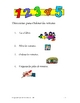 Vocabulary:  Picture Sort (English and Spanish)