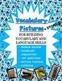 Vocabulary Pictures for Problem Solving and Language Developement