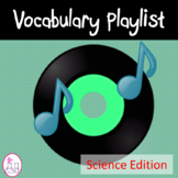 Vocabulary Playlist