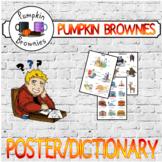 Vocabulary Poster / dictionary