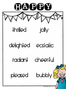 Vocabulary Posters for Writing Essays