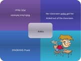 Vocabulary Power Point, Sadlier-Oxford, Level C, Chapter 2