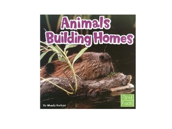Vocabulary Power Point for Animals Building Homes