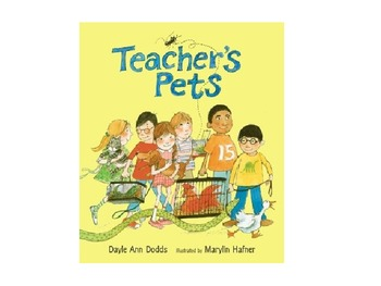 Vocabulary Power Point for Teacher's Pet