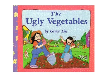 Vocabulary Power Point for Ugly Vegetables