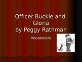 Vocabulary Powerpoint for Officer Buckle and Gloria