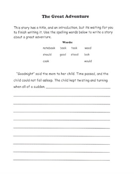 Vocabulary Practice: The Good Cook