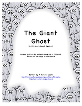 Context Clues with The Giant Ghost