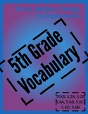 Vocabulary Puzzle: Force, Motion, Energy, and Experiments
