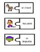 Vocabulary Puzzles - Transportation