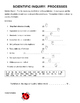 Vocabulary Puzzles for Sixth Grade Science