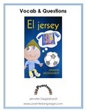 Vocabulary & Questions - El jersey