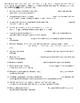 Vocabulary Quiz #1-#5
