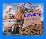 Vocabulary Quiz for Stormalong