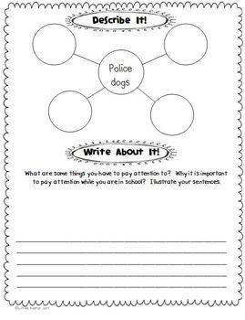 Vocabulary Reader Activities Houghton Mifflin Second Grade Theme 4