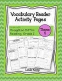 Vocabulary Reader Activities Houghton Mifflin Second Grade Theme 5