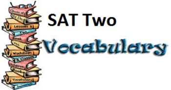 Vocabulary SAT Two