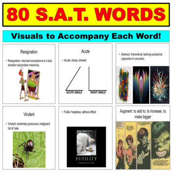 Vocabulary PowerPoint: SAT Words