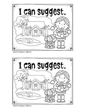 Academic Vocabulary SUGGEST