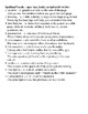 Vocabulary Unit Latin Roots Scrib-Scrip-Spec