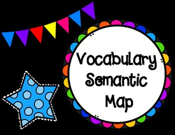 Vocabulary Semantic Map for Any Fiction or Nonfiction Text